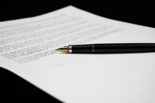 農産物取引契約書